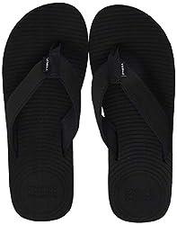 O'Neill Herren FM Koosh Slide Sandals Zehentrenner, Schwarz (Black Out), 42 EU