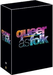 Queer as folk - l'intégrale des 5 saisons - coffret 24 DVD