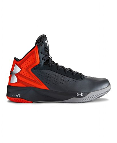 Under Armour Torch Herren Basketballschuhe Silber