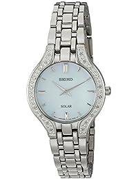 Seiko damen armbanduhr chronograph quarz keramik sndx54p1