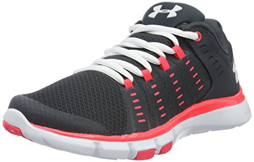 Under Armour Micro G Limitless Training 2, Scarpe Sportive Indoor Donna, Grigio (Stealth Gray), 36.5 EU