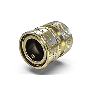ABA Beul 65004.006.2 Wasser-Steckkupplung System 3/4, Messing