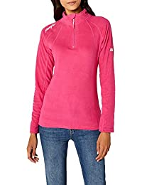 Geographical Norway Talmud Lady Half Zip, Pull sans Manche Femme 1dc66dba5f14