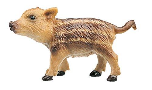 Bullyland 64396 - Spielfigur, Wildschwein Frischling, ca. 5 cm