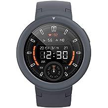 Amazfit Verge Lite Smartwatch (Shark Grey)