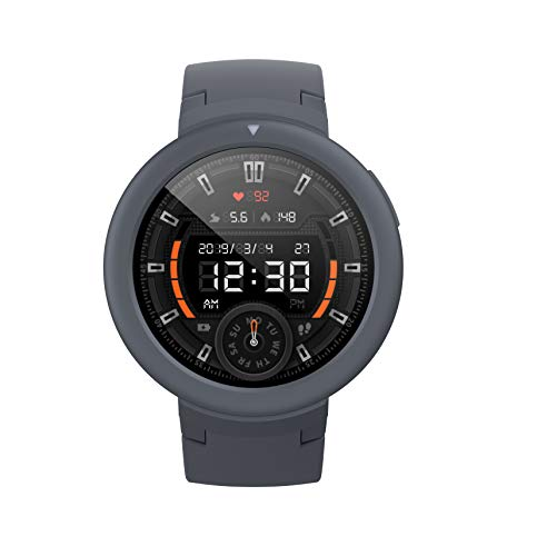 Amazfit Verge Lite Smartwatch (Shark Grey)