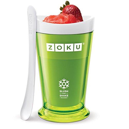 Zoku Slush & Shake Maker Máquina de helados y batidos Verde -...