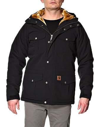 Carhartt - Veste d'hiver 'Mentor' - Mentor Jacket - Taille Large - Couleur Noir