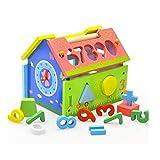 QXMEI Giocattoli Per Bambini Giocattoli Per Bambini Blocchi Per Bambini Figura Giocattoli Per Bambini Giocattoli Educativi Dimensione Prodotto: 7.7pollices * 6.1pollices * 6.7pollices