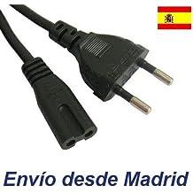 Cable de Luz Corriente Toma de Red Conexion Tipo PHILIPS Tipo 8 Radio CD Enchufe