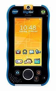 VTech DigiGo Blauw - Electrónica para niños (Azul, De plástico, CE, 4 año(s), Niño/niña, 10 año(s))