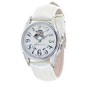 Hamilton Reloj Analogico para Mujer de Automático con Correa en Cuero H32365313