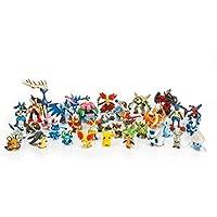 Personality Fashion HSB-1 POKEMON Complete Set Pokemon Action Figures 144 Pieces