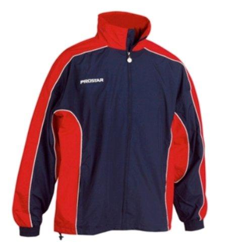 Prostar - Nova, giacca resistente alle intemperie, Blu (Bleu Marine/Scarlet/Blanc), M Gar�on