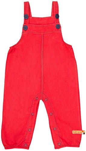 Loud + proud 4041-Petos Niños Rojo Tomato To 104