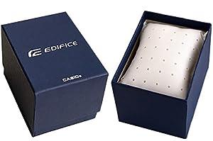 EDIFICE Hombre- Reloj de pulsera de EDIFICE