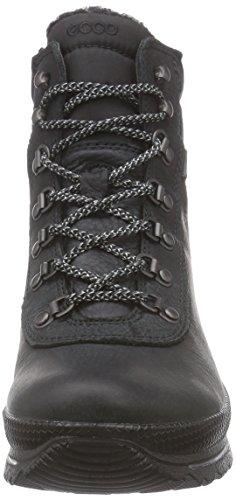ECCO - Hill, Scarpe sportive outdoor Donna Nero(Black/Black/Silver Metallic 57341)
