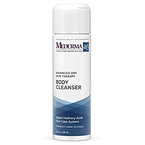 Aqua Glycolic Shampoo & Body Cleanser for Deep Cleansing - 8 Oz