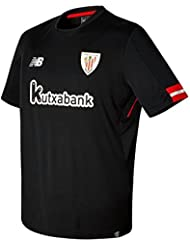 Camiseta AC Bilbao MC Away 2017-2018 Black Talla XL