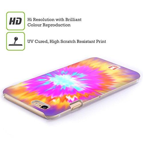 Head Case Designs Helicoid Cravate Teinte S2 Étui Coque D'Arrière Rigide Pour Apple iPhone 5c Éclat