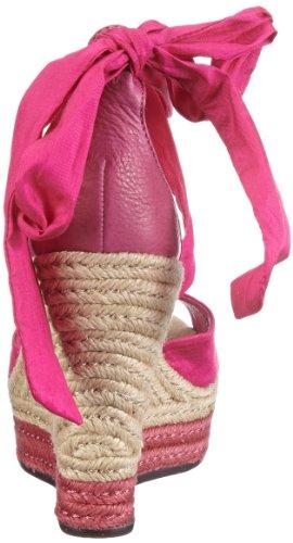 UGG  W's Lucianna Marrakech,  Espadrillas donna Rosa (Pink (RASPBERRY SORBET (RSPS)))