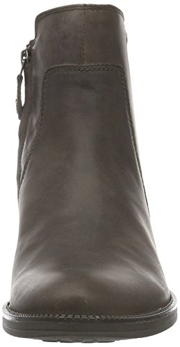 Geox Damen D Mendi Stivali A Chelsea Boots Braun (Chestnutc6004)