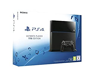 PlayStation 4 - Konsole Ultimate Player 1TB Edition [CUH-1116B] (B00ZPRPJF4) | Amazon price tracker / tracking, Amazon price history charts, Amazon price watches, Amazon price drop alerts