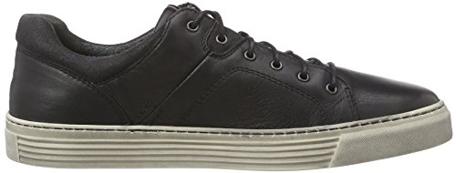 camel active Bowl 11 Herren Sneakers Schwarz (black/dk.grey 01)