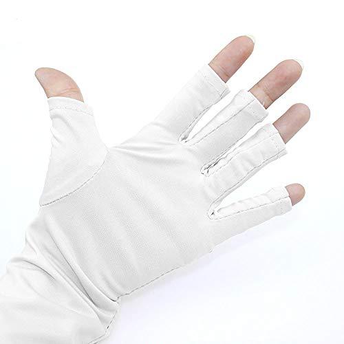 MA87 Neue Nail Lampenstrahlung für Anti UV-Licht Art UV Handschuhe Maniküre /