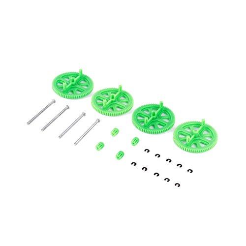 Kofun Engrenages principaux, Kit de rechange pièces d'axe de pignons de pignon pour Parrot AR Drone 2.0 Ideal Christmas Birthday Pignon moteur Cadeau pour Les Enfants