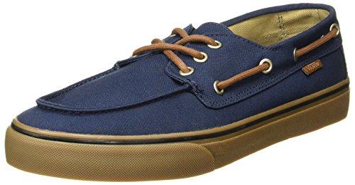 Vans Unisex-Erwachsene Chauffeur Sf Sneaker, Blau (Dress Blues/Gum Fs1), 38 EU