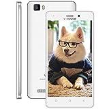 Smartphone Pas Cher 4G v·mobile A10, 5.0 Pouces HD 1280 * 720 Ecran 5.0 MP Caméras...