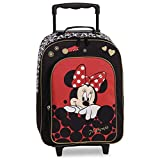 Disney KinderTrolley Minnie Mouse schwarz/rot