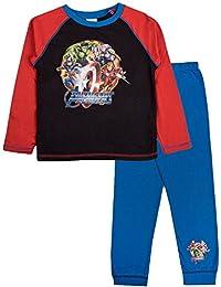 37e5a74400 Amazon.es  Disney - Rojo   Pijamas y batas   Niño  Ropa