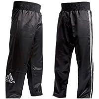 adidas Pantalón Kick Boxing Kick Pants, Negro, L, adiPFC03