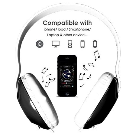 ECellStreet Super Bass Stereo Headphones (With Mic ) Over the Ear Headphones For Sony XPERIA T3 (Colour May Vary)  available at amazon for Rs.397