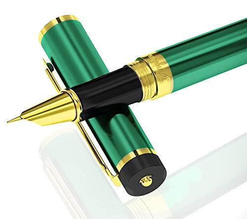 Estilográfica Lujo Dryden [Verde Esmeralda] | Edición