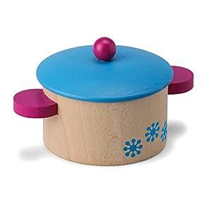 Erzi 10666 Juego de rol - Juegos de rol (Cocina y Comida, Juguete Individual, 3 año(s), Niño, Niño/niña