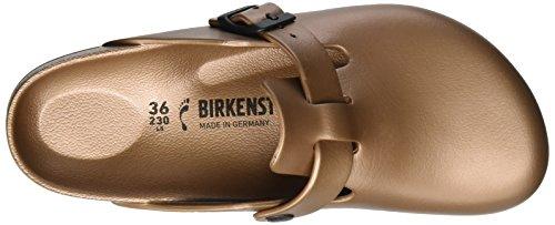 Birkenstock Unisex-Erwachsene Boston Eva Clogs Braun (Metallic Copper)