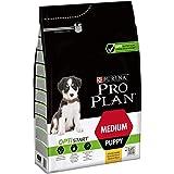Pro Plan Dog Medium Puppy, Reich an Huhn, Trockenfutter Beutel