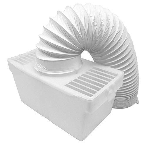 FindASpare Tuyau d'aération universel pour sèche-linge avec condensateur 1,2 m