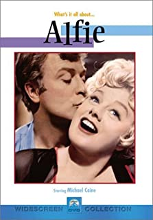 Alfie (Widescreen) by Michael Caine