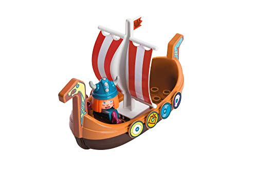 BIG 55128 - Waterplay-Wickie Drachenboot