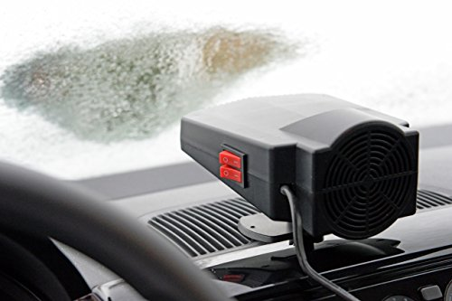 Universeller Heizlüfter / Scheibenenteiser 12 Volt 300 Watt