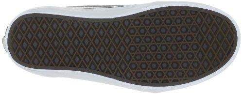 Vans 106 Vulcanized VNJN6EG Unisex - Erwachsene Klassische Sneakers Grau ((Suede) wild dove/black)