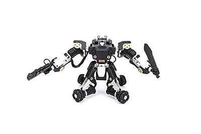 Walkera 25001000 Pamkuu Roboter mit App-Steuerung, Schwarz von Walkera