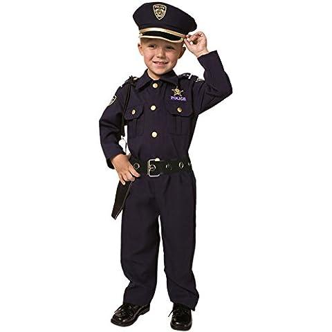 Dress up America - Disfraz de policía deluxe (201)