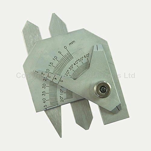 40114502 Schweißen Messgerät Inspektion Zollstock Für Kocher Rohre Lücken Panzer Prüfung