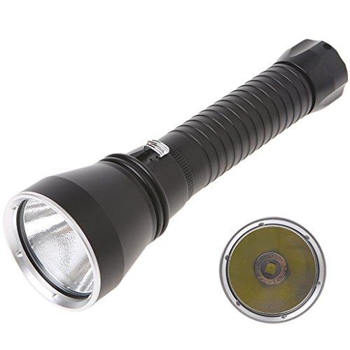 Gaxen Super Helligkeit Cree XHP70 LED Gelb Licht 4000 Lumen Tauchen Taschenlampe Taktische Taschenlampe Unterwasser 100 Mt Wasserdicht