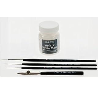 Frisk Artcoe White Masking Set